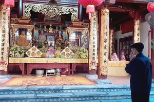 Bí ẩn ngôi chùa 1.000 năm tuổi không hòm công đức
