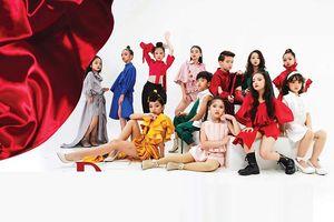 12 'gương mặt vàng' trong làng mẫu nhí Việt trưng trổ trình pose dáng trong bộ ảnh thời trang