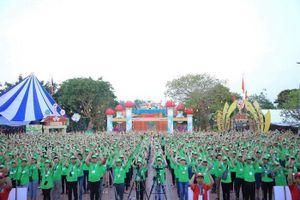 Nhiều hoạt động bảo vệ môi trường tại Hội trại 'Tuổi trẻ & Phật giáo'