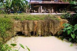Xác định doanh nghiệp lén xả thải ra môi trường tại KCN Hòa Cầm