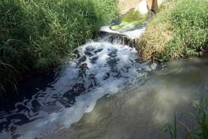 Đà Nẵng: Doanh nghiệp xả thải ô nhiễm vượt chuẩn 300 lần ra môi trường