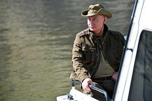 Tiết lộ chi tiết kỳ nghỉ bí mật của Tổng thống Putin ở Siberia