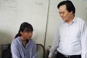 Hưng Yên sẽ họp trực tuyến giáo viên toàn tỉnh sau vụ nữ sinh bị đánh
