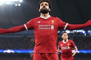 Bảng xếp hạng 5 giải quốc gia hàng đầu châu Âu: Liverpool thắng Spurs