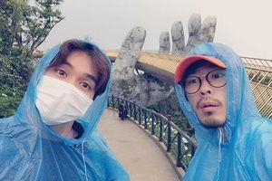 Mỹ nam Hàn Quốc Yoo Seung Ho khoe ảnh du lịch Việt Nam