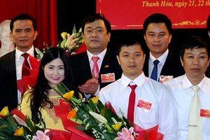 Cựu PCT tỉnh nâng đỡ 'hot girl' Quỳnh Anh làm Chánh văn phòng Sở