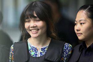 'Trong tuần đầu tháng 5 tới, Đoàn Thị Hương sẽ được về nhà'