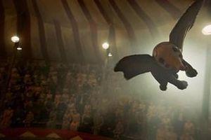 Chú voi 'Dumbo' soán ngôi phim kinh dị 'Us' tại phòng vé Bắc Mỹ