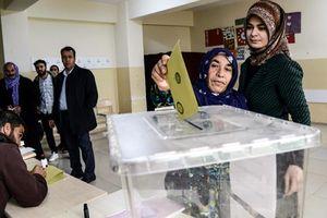 Thổ Nhĩ Kỳ và cuộc bầu cử 'sống còn'