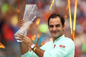 Miami Open: Federer thắng danh hiệu thứ 101 – Huyền thoại tiếp diễn