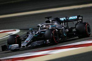 Đua xe F1: Màn lật đổ ngoạn mục của Mercedes ở Bahrain