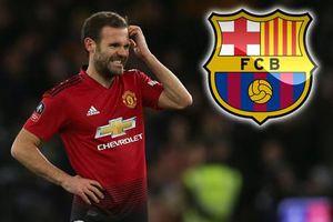 Chuyển nhượng bóng đá mới nhất: Barca 'nhắm' sao thất sủng MU