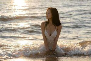 Jun Vũ hóa tiên nữ gợi cảm khiến CĐM không tiếc thả triệu tim
