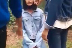 Nữ sinh lớp 7 ở Nghệ An bị bạn đánh hội đồng do tung tin thất thiệt