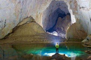 Thám hiểm sông ngầm ở hang Sơn Đoòng, Quảng Bình