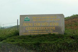 Bình Ðịnh từng muốn giao 5.000 ha đất cho Công ty Bình Hà
