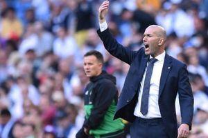 HLV Zidane thừa nhận 'bó tay' với Real Madrid!