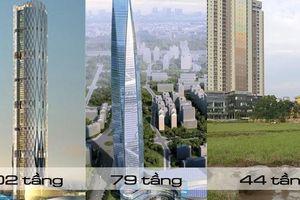 Tòa tháp chọc trời kỷ lục Việt Nam: Phận thảm siêu dự án