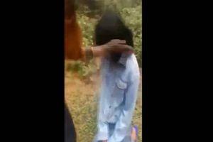 Xôn xao clip nhóm học sinh bắt nữ sinh quỳ để tát liên tiếp vào mặt ở Nghệ An