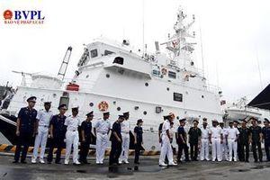 Lực lượng bảo vệ bờ biển Ấn Độ thăm TP.Đà Nẵng