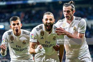 Real Madrid 3-2 Hueca: Cốt cách vẫn là niềm tin