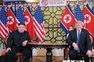 Ngoại trưởng Pompeo hy vọng lãnh đạo Mỹ-Triều sớm gặp lại nhau