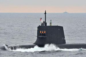 Trung Quốc có bất an khi Nhật biên chế tàu ngầm Soryu thứ 10?
