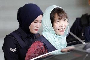 Đoàn Thị Hương thoát tội giết người, sẽ được trả tự do ngay đầu tháng 5
