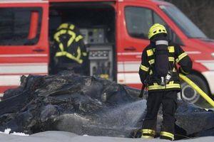 Người phụ nữ giàu nhất nước Nga tử nạn trong vụ rơi máy bay ở Đức