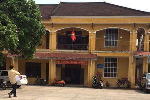 Quảng Nam: Nhà thầu bị uy hiếp sau khi mua HSMT
