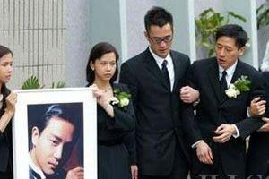 Đã 16 năm Trương Quốc Vinh tạ thế, hé lộ bí mật năm đó truyền thông không thể có được ảnh chụp di dung của 'Ca Ca'