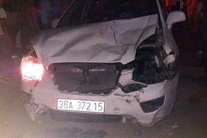 Thanh Hóa: Tai nạn thông nghiêm trọng khiến 1 người chết, 3 người bị thương