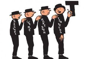 Xây dựng lòng tin trong môi trường làm việc nhóm