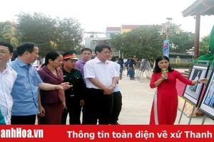 Triển lãm Hoàng Sa, Trường Sa của Việt Nam - Những bằng chứng lịch sử và pháp lý tại huyện Thạch Thành