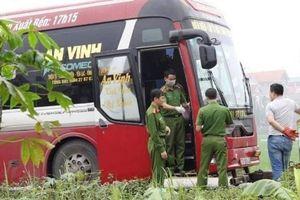 Kiểm tra doanh nghiệp có phương tiện đâm vào đoàn xe tang ở Vĩnh Phúc