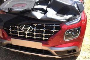 Hé lộ những hình ảnh đầu tiên của Hyundai Venue - mẫu crossover nhỏ nhất của Hyundai