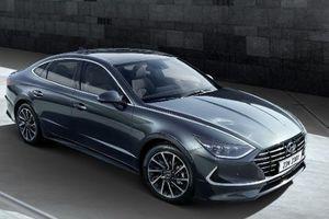 Hyundai Sonata 1.6 Turbo mới sẽ ra mắt tại Seoul