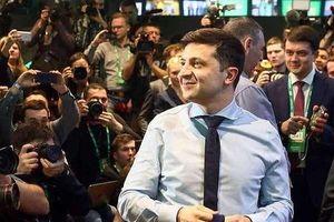 Nếu được bầu làm Tổng thống Ukraine, Zelensky sẵn sàng đàm phán với hai nhà lãnh đạo Nga, Mỹ