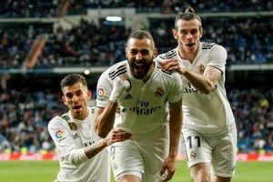 Ronaldo, Messi để mất kỷ lục ghi bàn tại La Liga vào tay Benzema