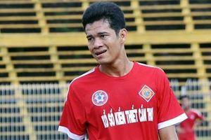 VFF cấm cầu thủ đá phản lưới nhà của Cần Thơ 11 trận