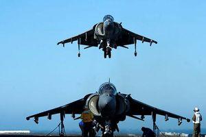 Lộ bằng chứng rõ ràng Hải quân Mỹ 'ngán đến tận cổ' F-35B