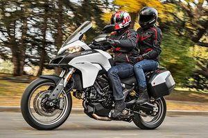 Ducati Multistrada 950 giá từ 480 triệu tại Thái, sắp về Việt Nam
