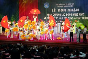 Kỉ niệm 25 thành lập Đại học Thái Nguyên