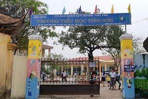 Điều chuyển công tác thầy giáo bị tố dâm ô nữ sinh ở Bắc Giang