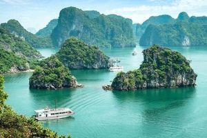Vịnh Hạ Long lọt top 35 kỳ quan thiên nhiên đẹp nhất thế giới
