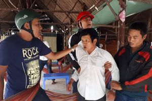 Người đàn ông 62 tuổi dùng clip 'nóng' tống tiền người tình sa lưới