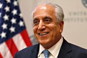 Phái viên Mỹ trở lại Afghanistan, Taliban có thể đàm phán với Kabul
