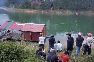 Chìm thuyền ở hồ Tuyền Lâm, một người mất tích