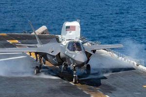 Chiến đấu cơ F-35 lần đầu tham gia tập trận 'vai kề vai'