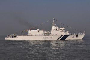 Chi tiết tàu tuần tra Ấn Độ đang thăm Đà Nẵng